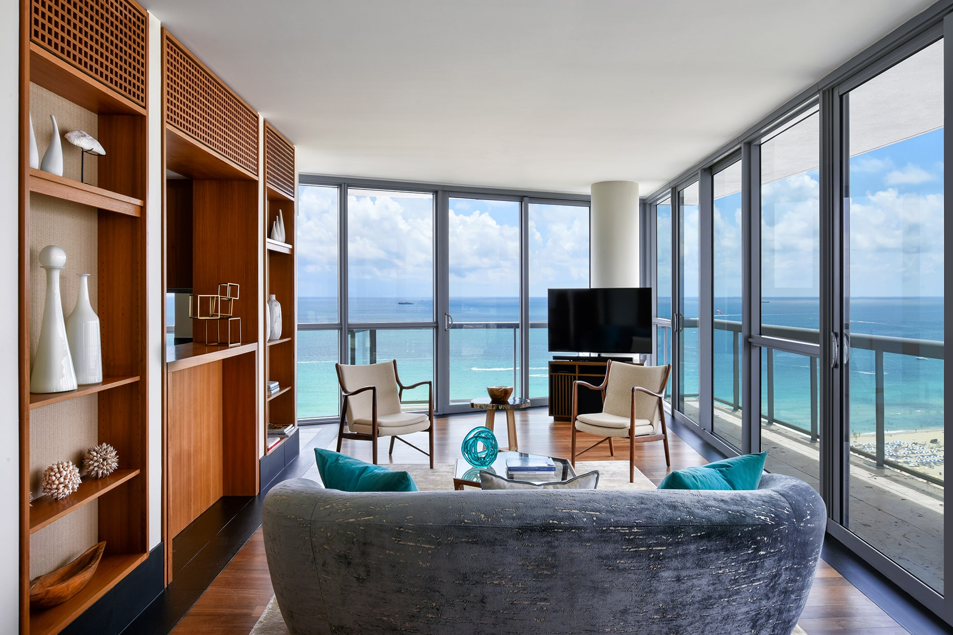 Miami Beach Oceanfront Hotels On