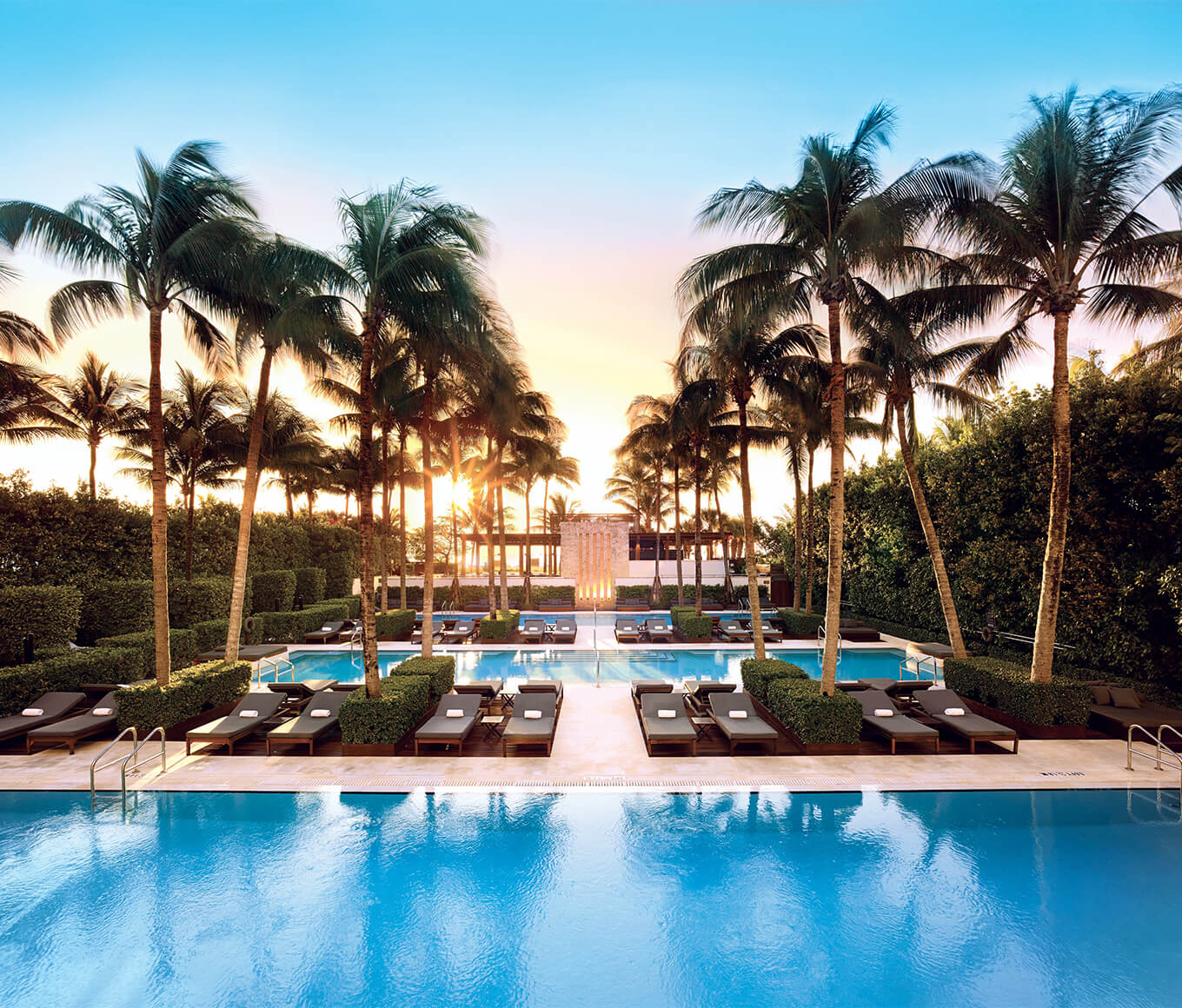 Hotels In Miami Beach >> South Beach Luxury Hotels The Setai Miami Beach 5 Star