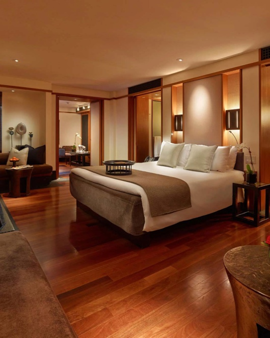 The Setai One Bedroom Suite Art Deco