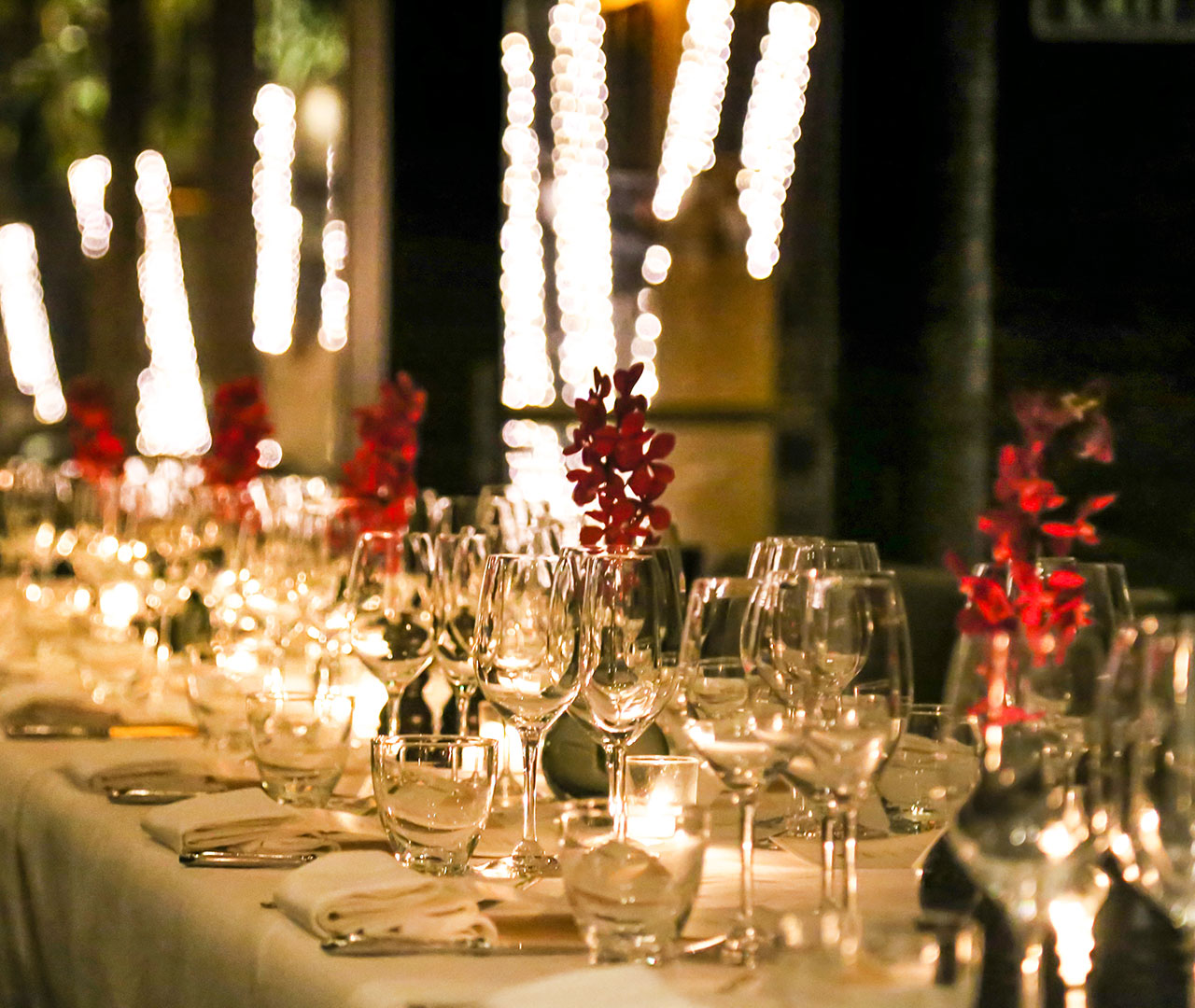 holiday corporate private events