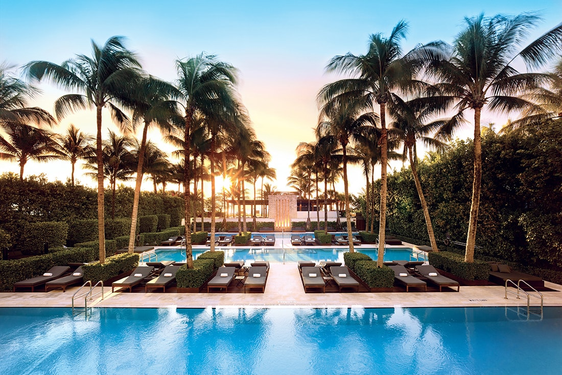 summer escape, Special offers at the setai Miami Beach