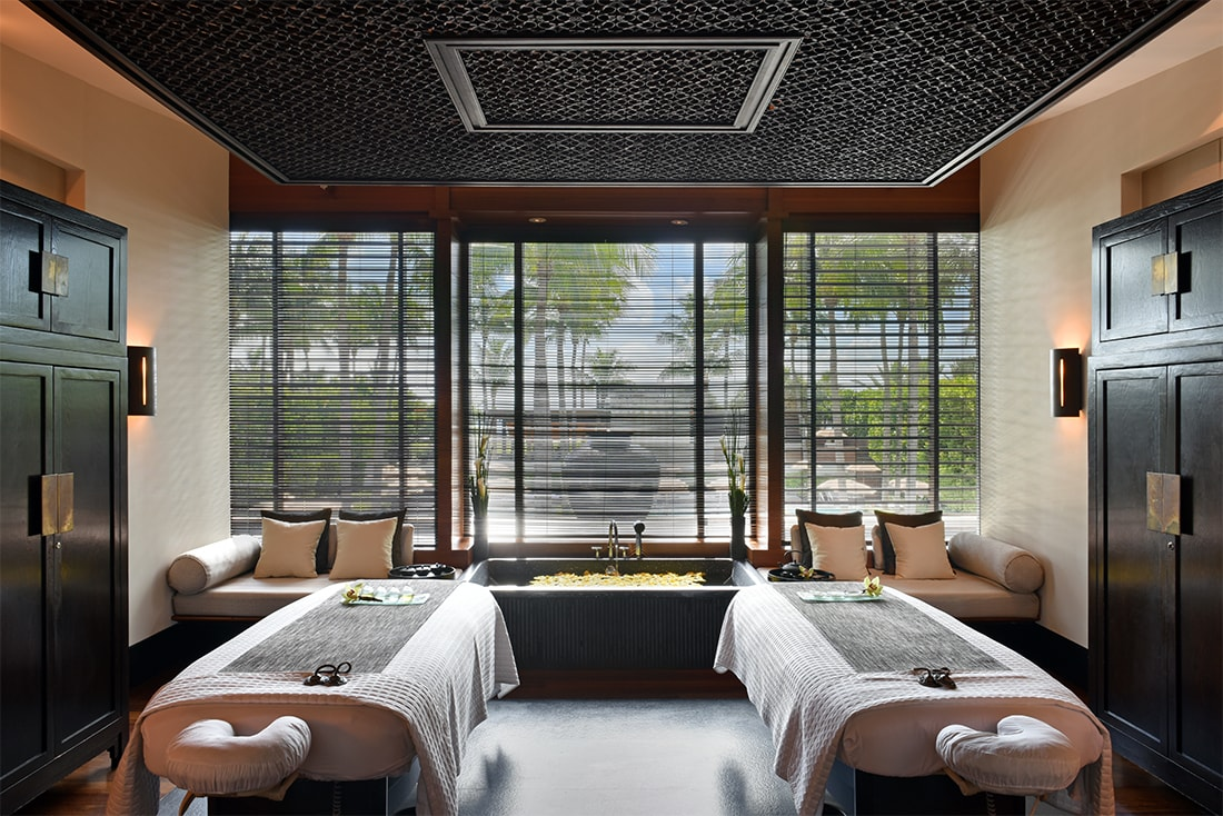 Romantic Miami hotel, Spa,  Special offers at the setai Miami Beach