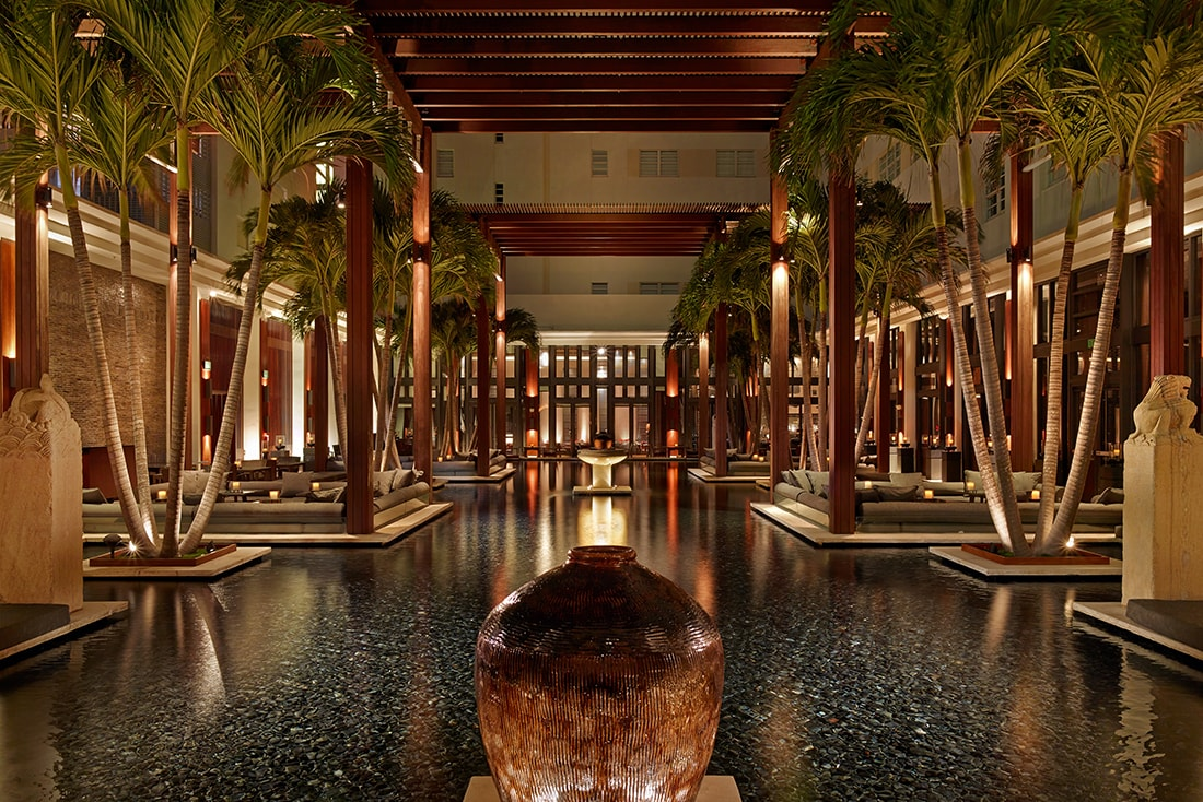 Special offers at the setai Miami Beach