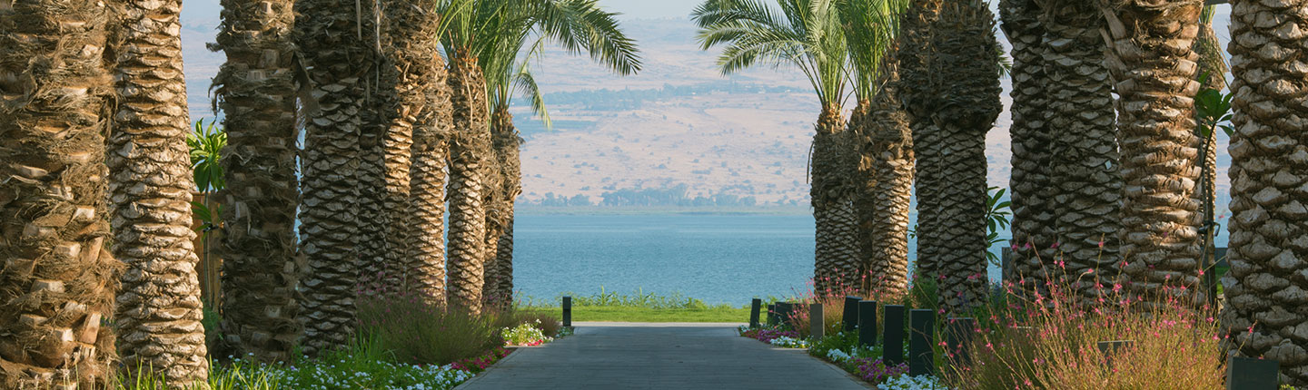 The Setai Sea of Galilee Location