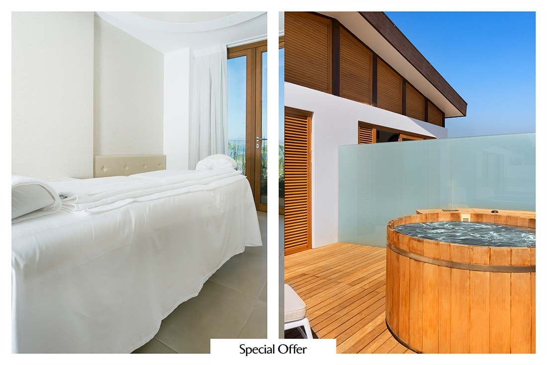 The Setai Sea of Galilee Villa with Hot Tub Offer