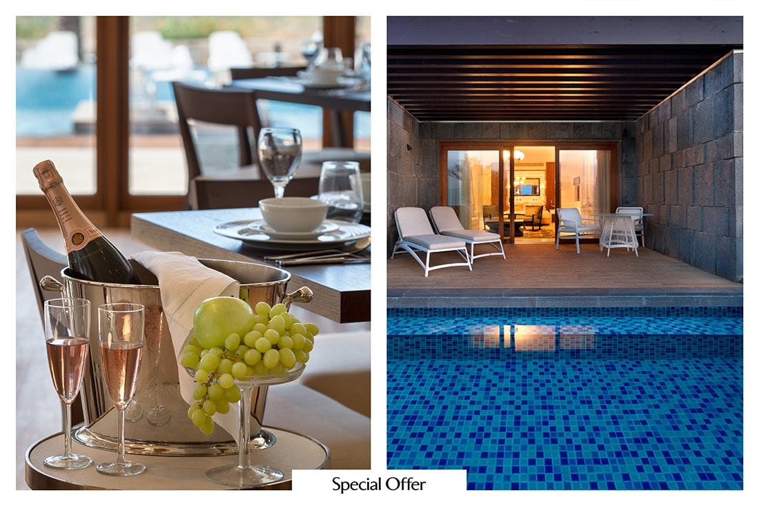 The Setai Sea of Galilee Villa with a PrivatePool and Dinner