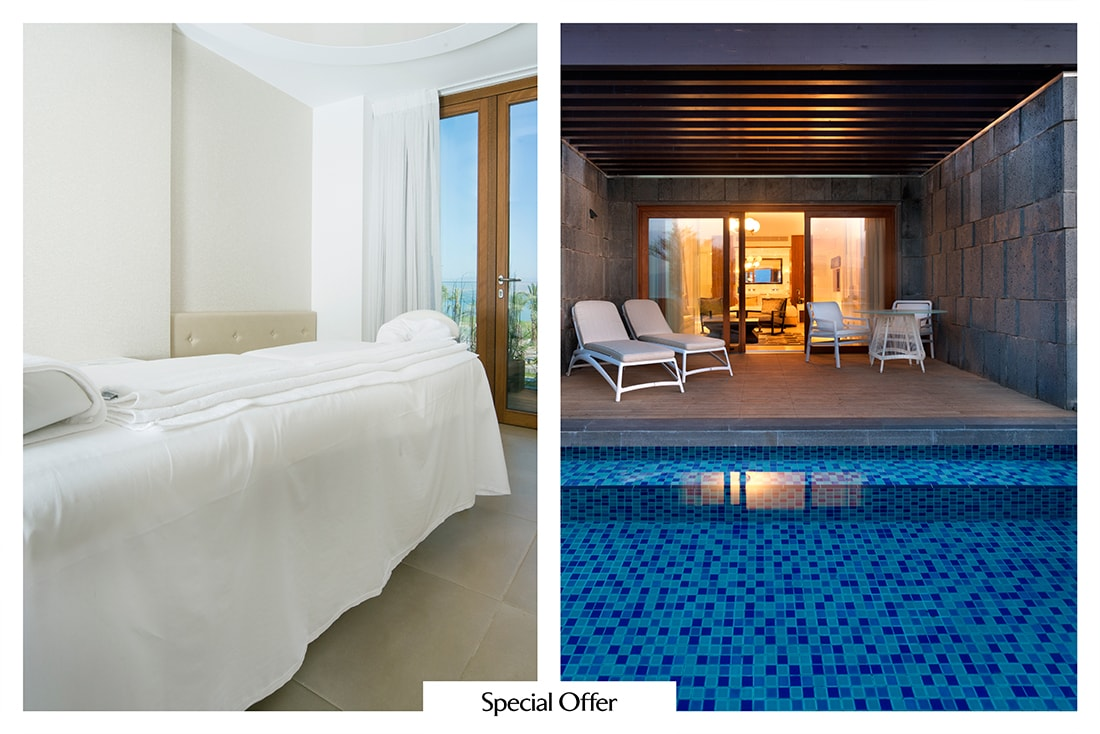 The Setai Sea of Galilee Villa with a Private Pool Offer